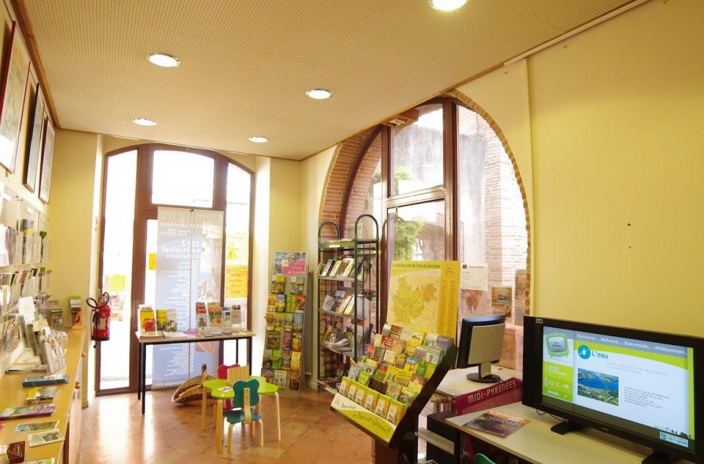 L'Office du tourisme de Beaumont, à la découverte de la Lomagne