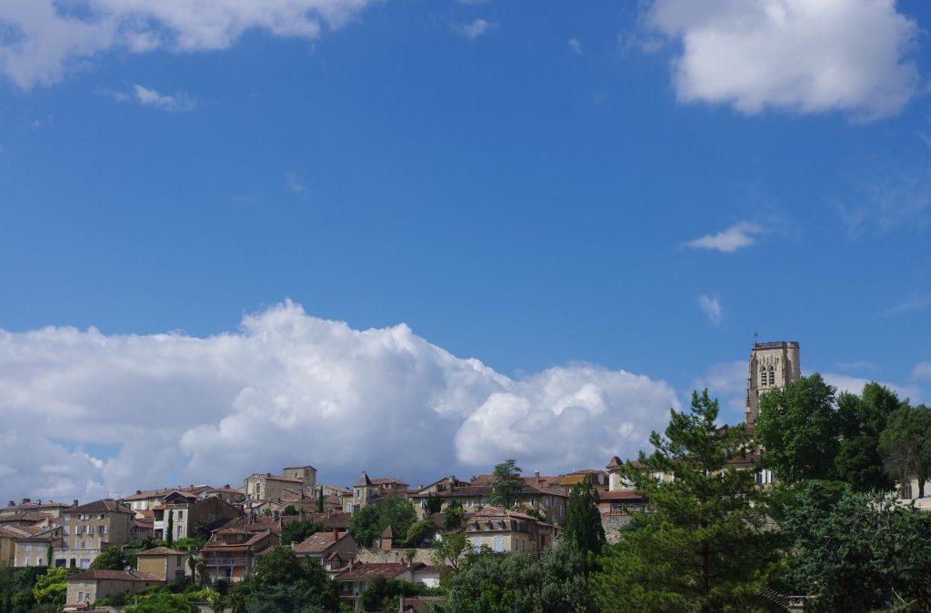 Lectoure, un village de charme au cœur du Gers