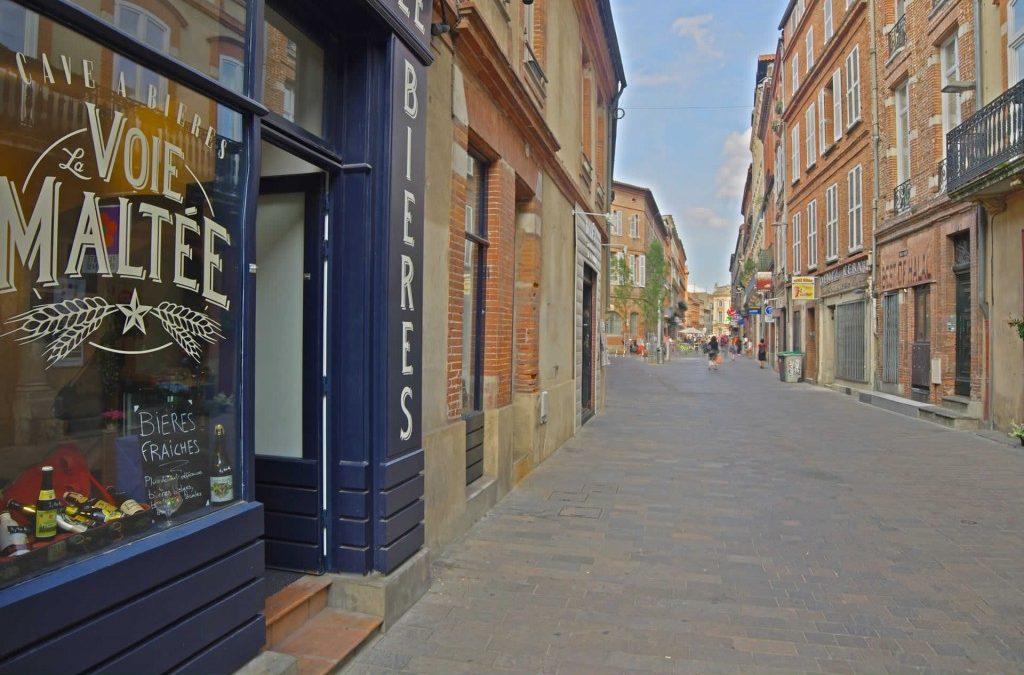 La Voie Maltée, nouvelle cave à bière à Toulouse