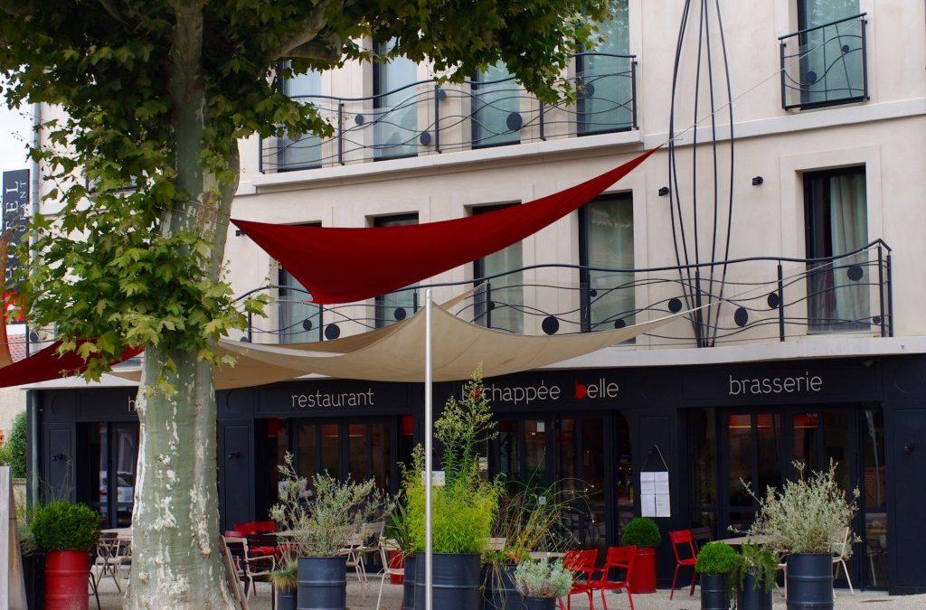 «L'échappée belle» hôtel-restaurant à L'isle-jourdain, Gers