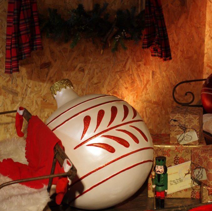 Les marchés de Noël aux alentours du grand gîte