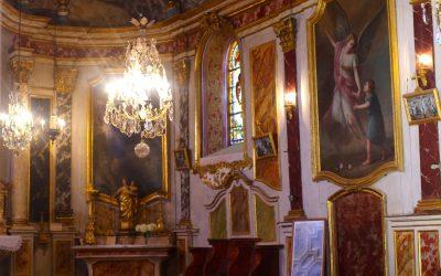 L'église de Lachapelle, Tarn-et-Garonne