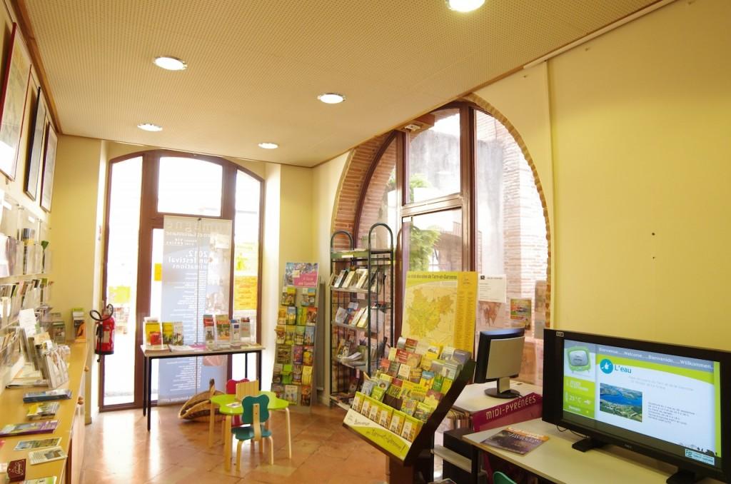 Office du tourisme de Beaumont de Lomagne