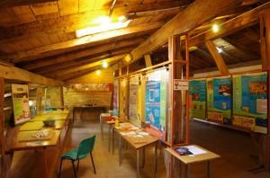 L'exposition dans la maison natale de Pierre Fermat