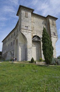 Toutain au château de Lavardens