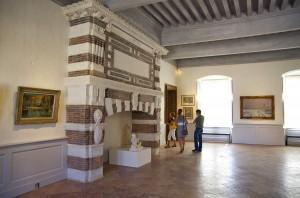 exposition au château de laréole