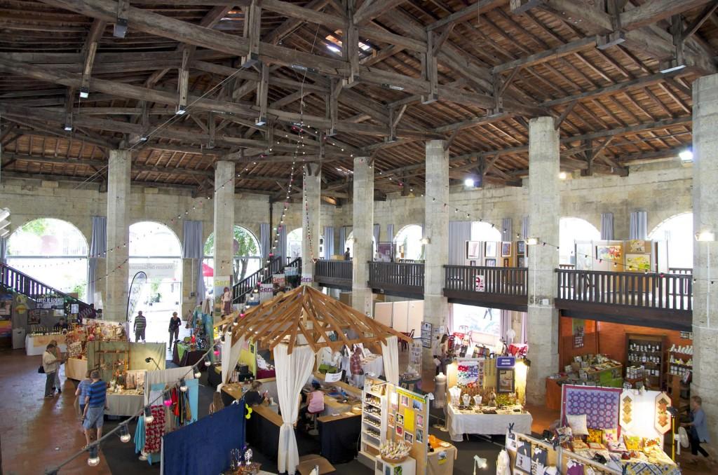marché artisanat gascogne auch