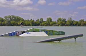 Wakeboard à l'Isle-Jourdain
