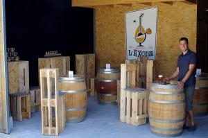 Nouveautés à la brasserie l'Excuse, à Mauvezin, Gers