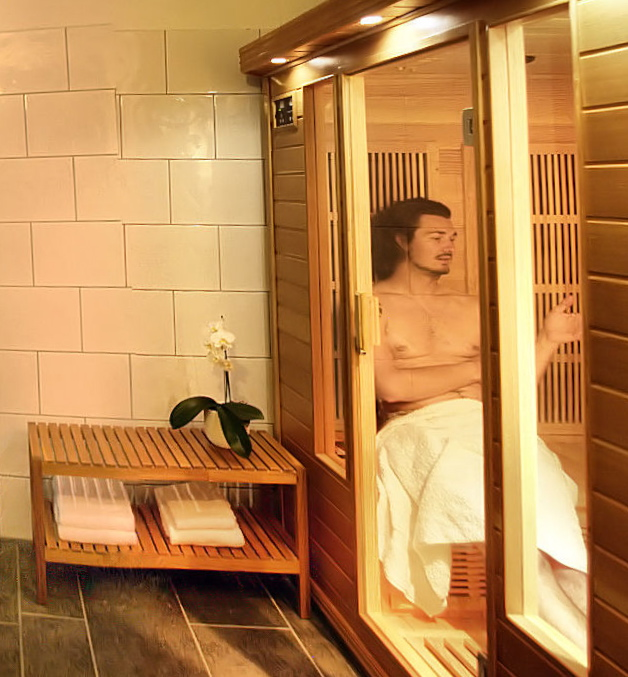 Sauna 4 places