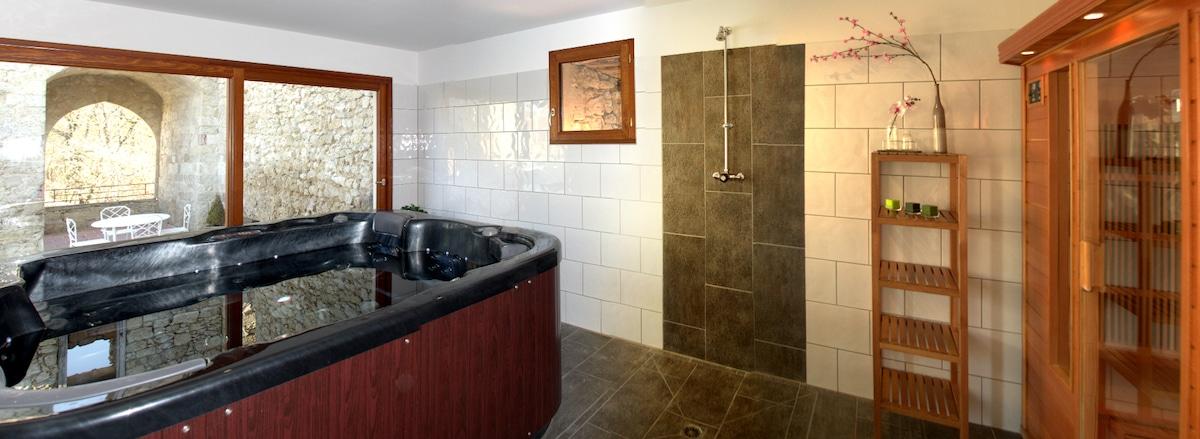 Spa et sauna mieux être