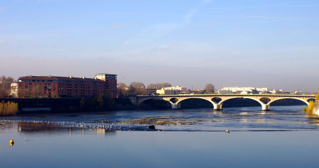 Un petit tour à Toulouse avant les fêtes!