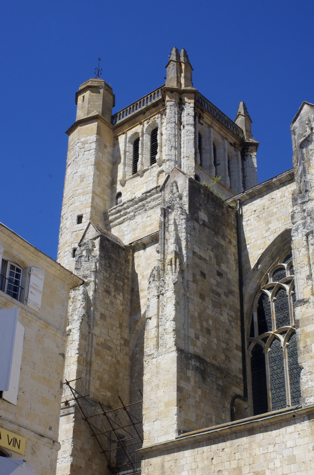 Cathédrale Condom 16ème siècle
