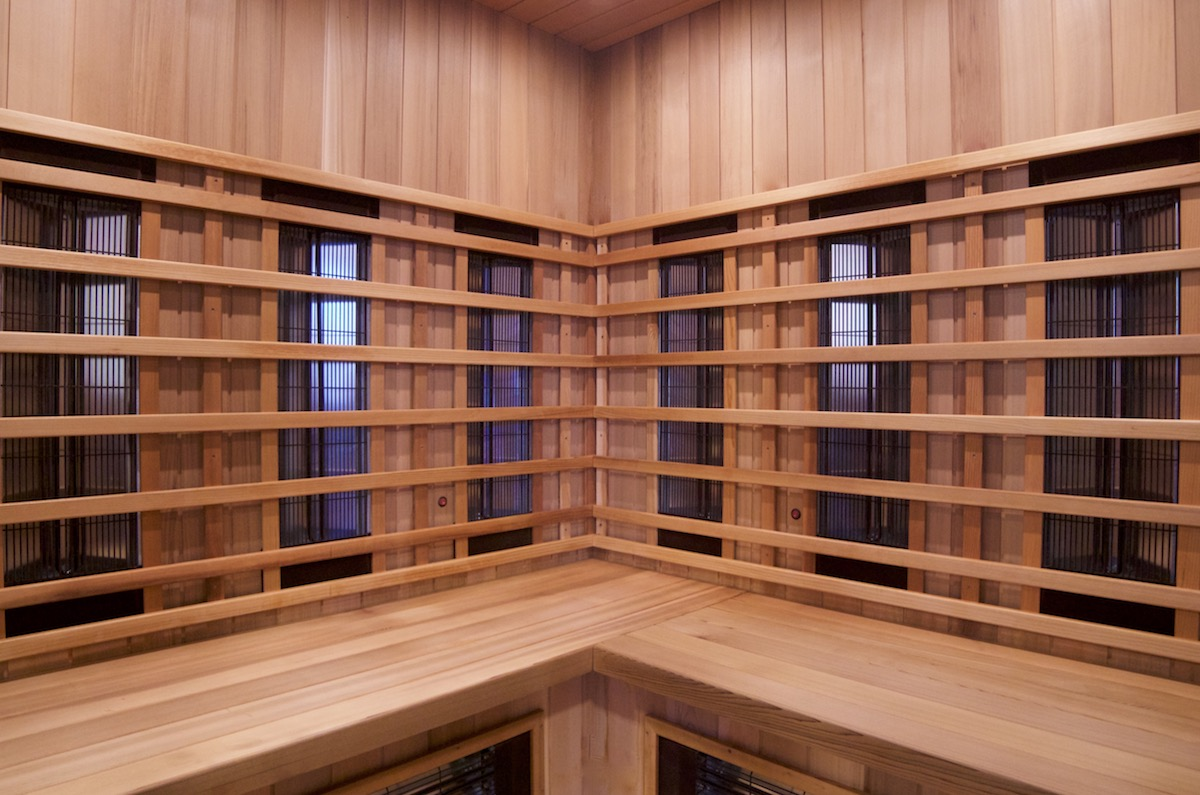 gite avec sauna et spa