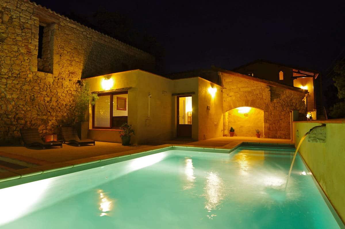 Domaine-de-Saussignac-piscine-chauffée-gite-de-charme