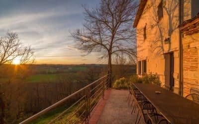 Occitanie : un grand gîte à moins d'une heure de Toulouse